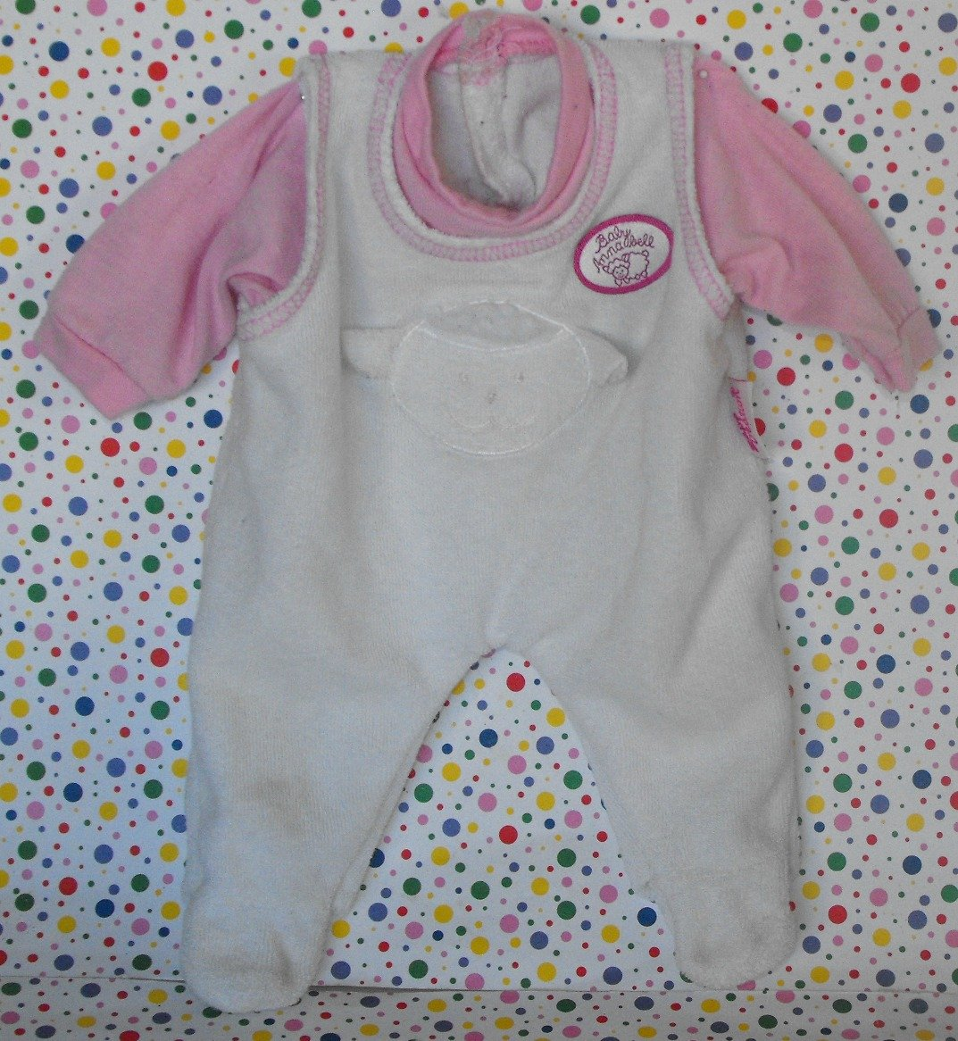 Zapf Creations Baby Annabell Clothes Sleeper Replacement