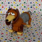 Burger King Disney's Toy Story and Beyond Wind-Up Slinky Dog Figurine Plastic