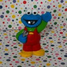 Sesame Street Cookie Monster Mechanic