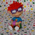 Rugrats Chuckie Finster Easter PVC Figure