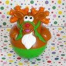 Playskool Weebles Santa's Sled Shop Wandy Wanedeer Reindeer Part