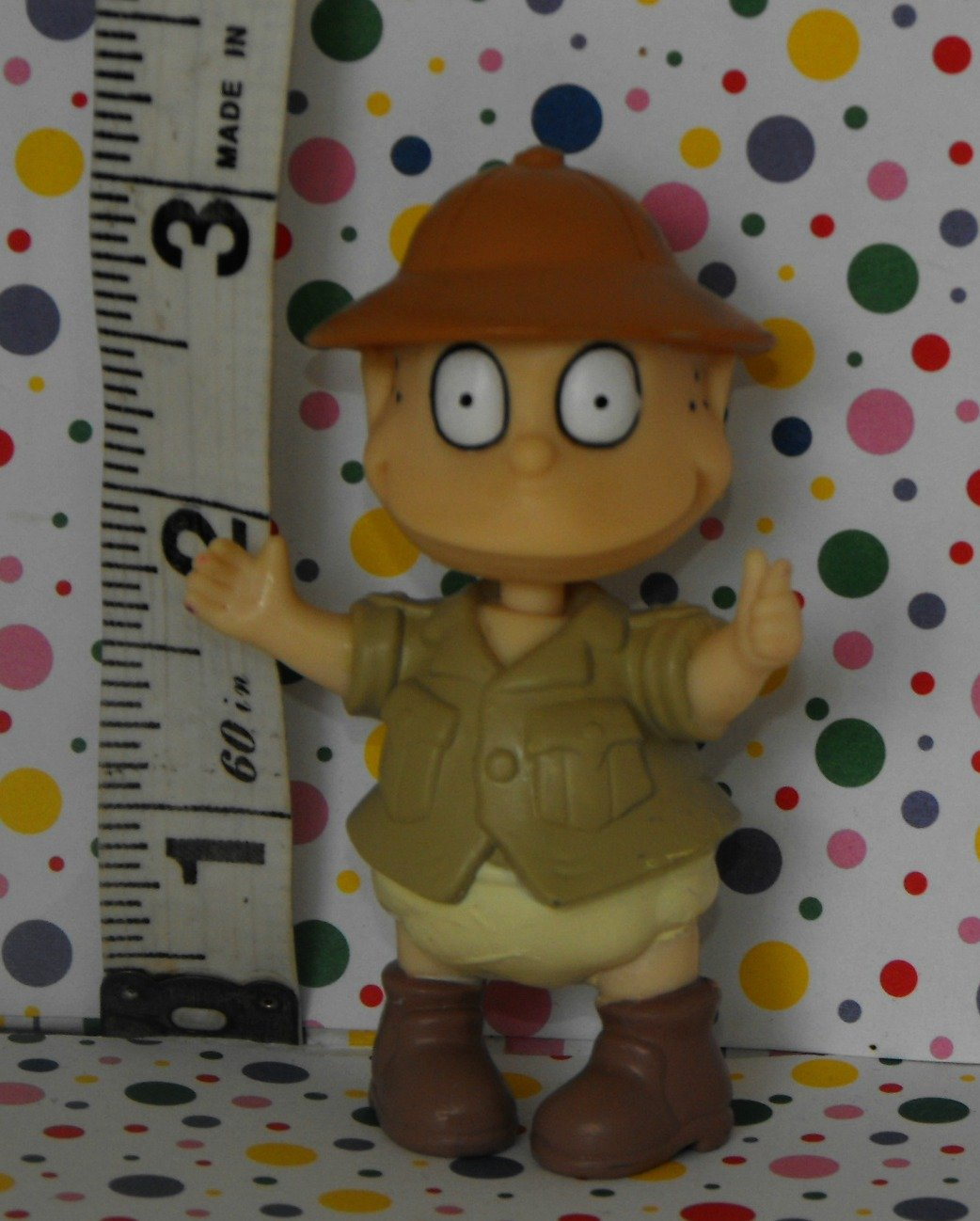Rugrats The Movie Tommy Safari Baby Figure