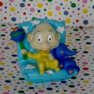 Mattel Rugrats Collectible Baby Dil Pickles PVC Figure