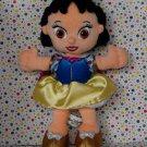 Disney World Snow White My First Princess Lovey Plush Doll