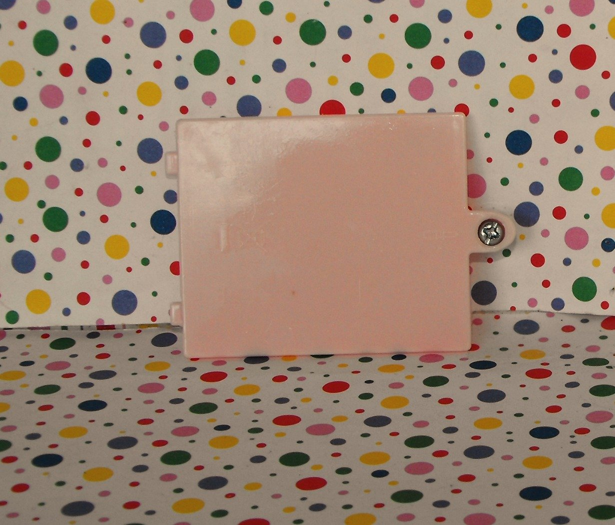 Barbie 3 Story Dream House Battery Cover Part