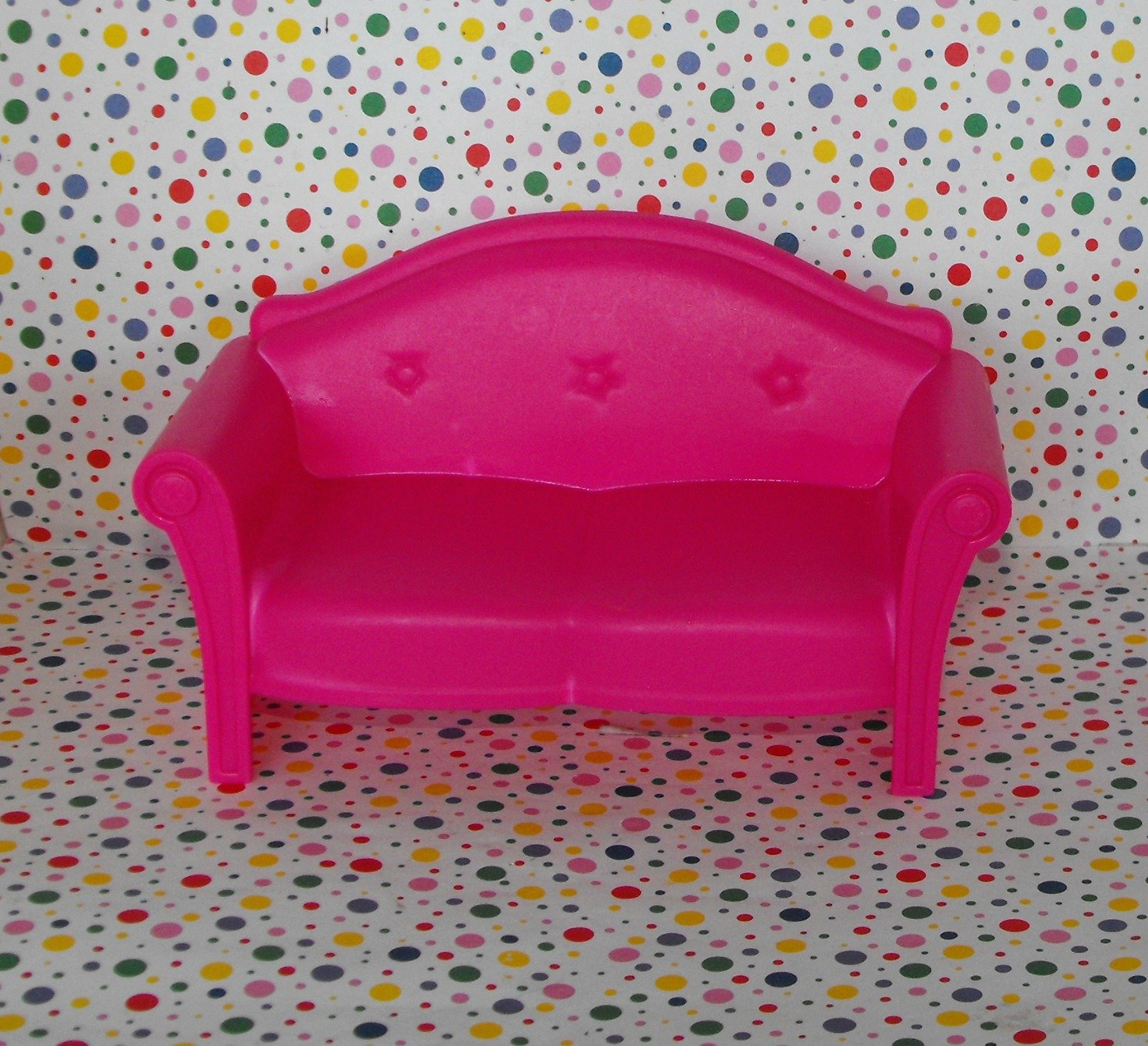 Barbie Glam Vacation House Couch Sofa Dollhouse Furniture