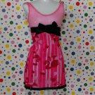 Barbie Fashion Fever Dress Barbie Ponytail Logo Print!
