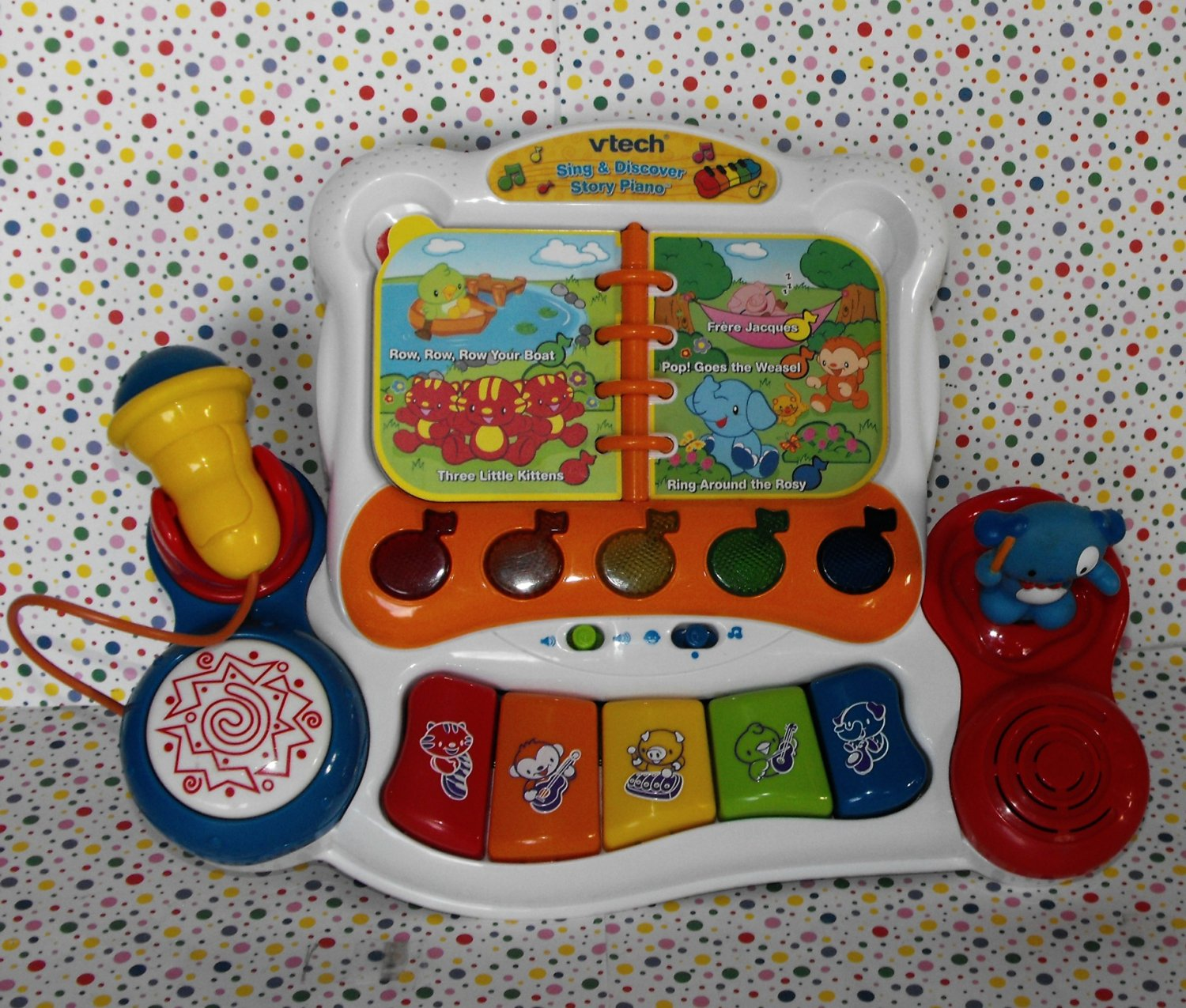 Vtech Sing and Discover Story Piano Baby Learning Toy