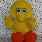 Vintage Tyco Sesame Street Shake and Giggle Big Bird