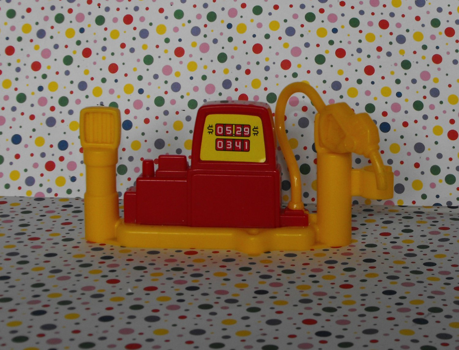 Fisher Price Little People Discovering Vehicles at the Garage Gas Pump Part