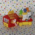 McDonald's Happy Meal  Happy Birthday Train