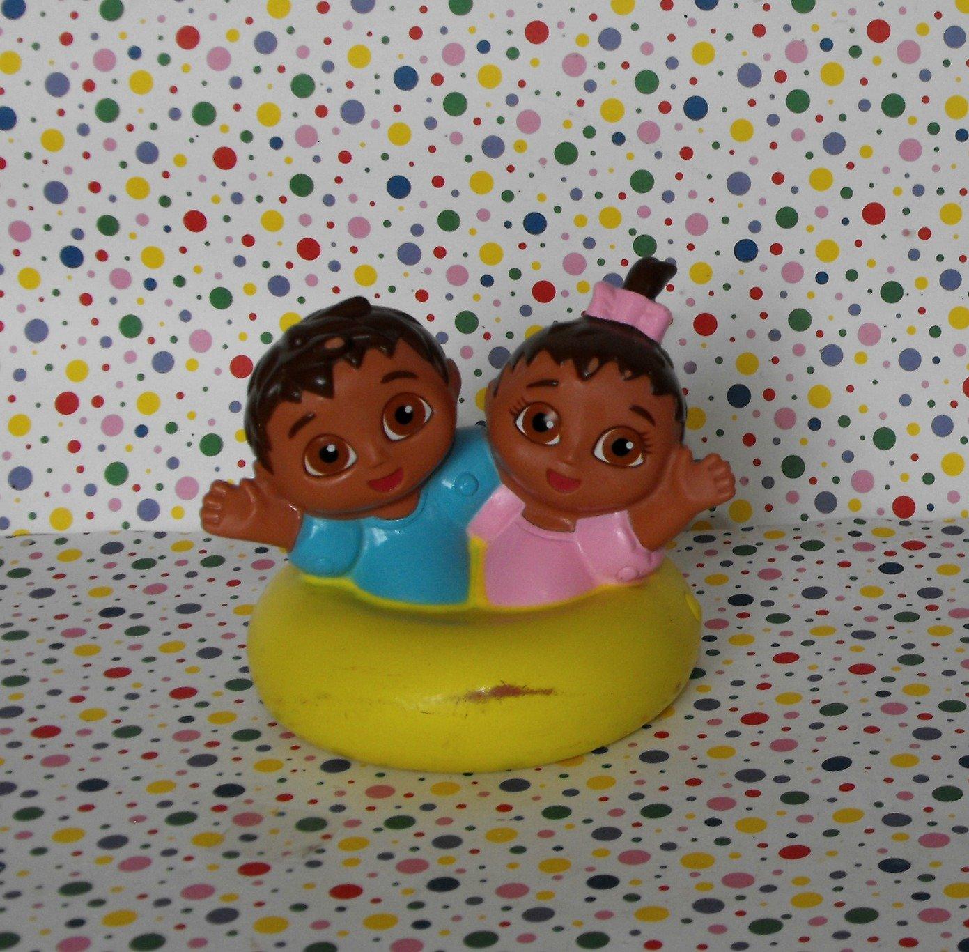 Dora the Explorer Splash Around Dora Twins Float Part