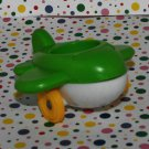 Illco Disney Green Airplane