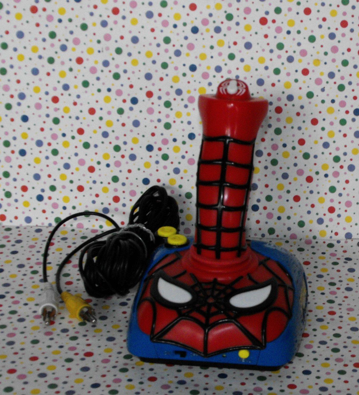 *12/13*SOLD~Jakks Pacific Spiderman Plug and Play AV Video Game