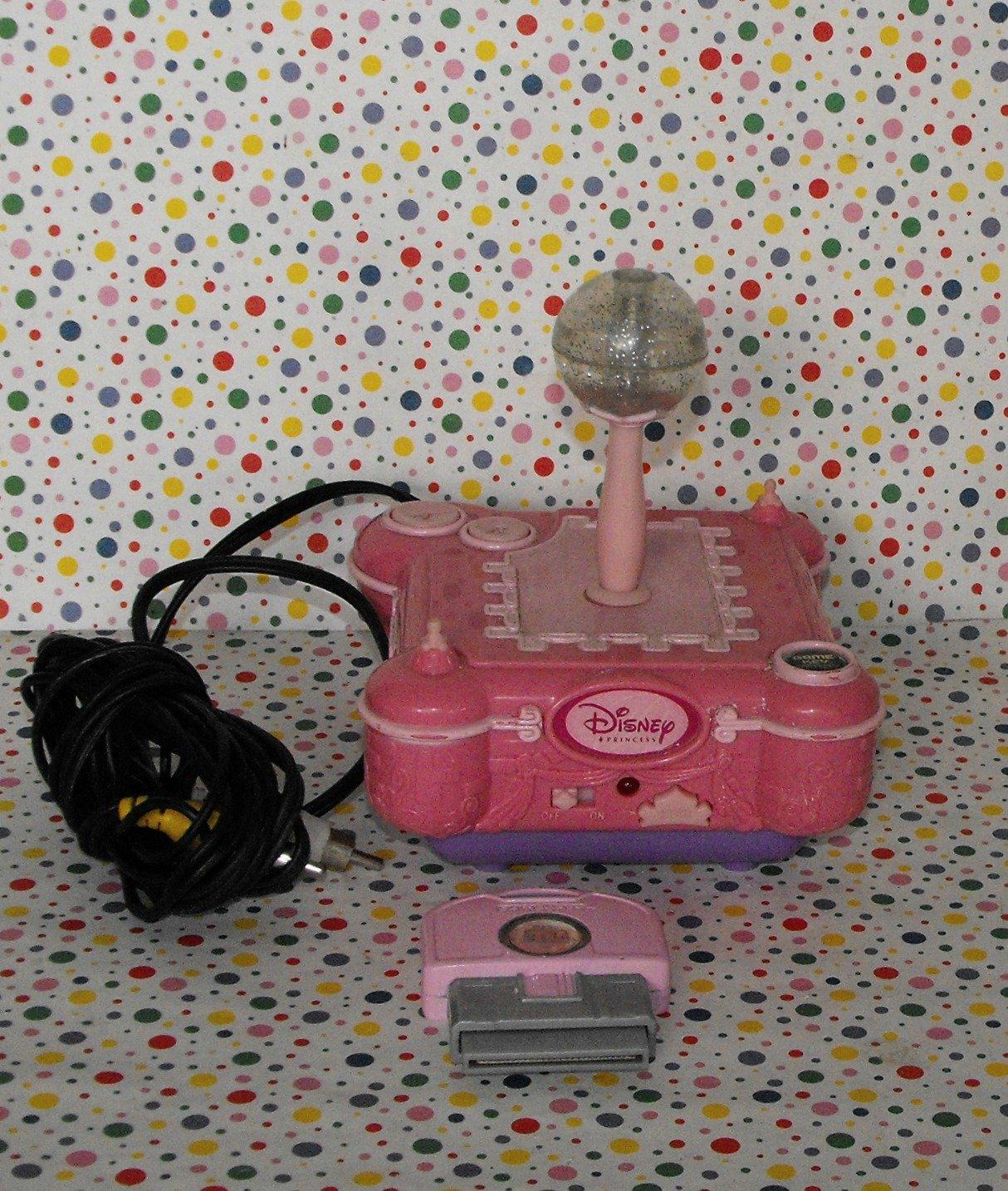 Jakks Pacific Disney Princesses Plug and Play AV Video Game