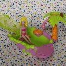 Polly Pocket Fountain Falls Tropicool Pool Playset