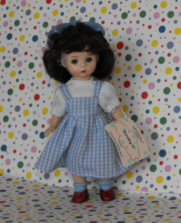 McDONALD'S Madame Alexander Wizard of Oz Dorothy Girl