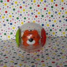 Fisher Price Roll-a-Rounds Zippin' Zoo Tiger Ball Part