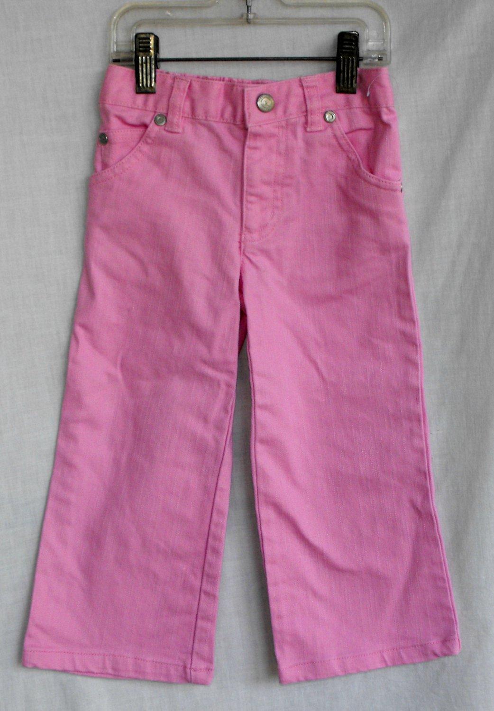 Girls Health Tex 2T Pink Pants