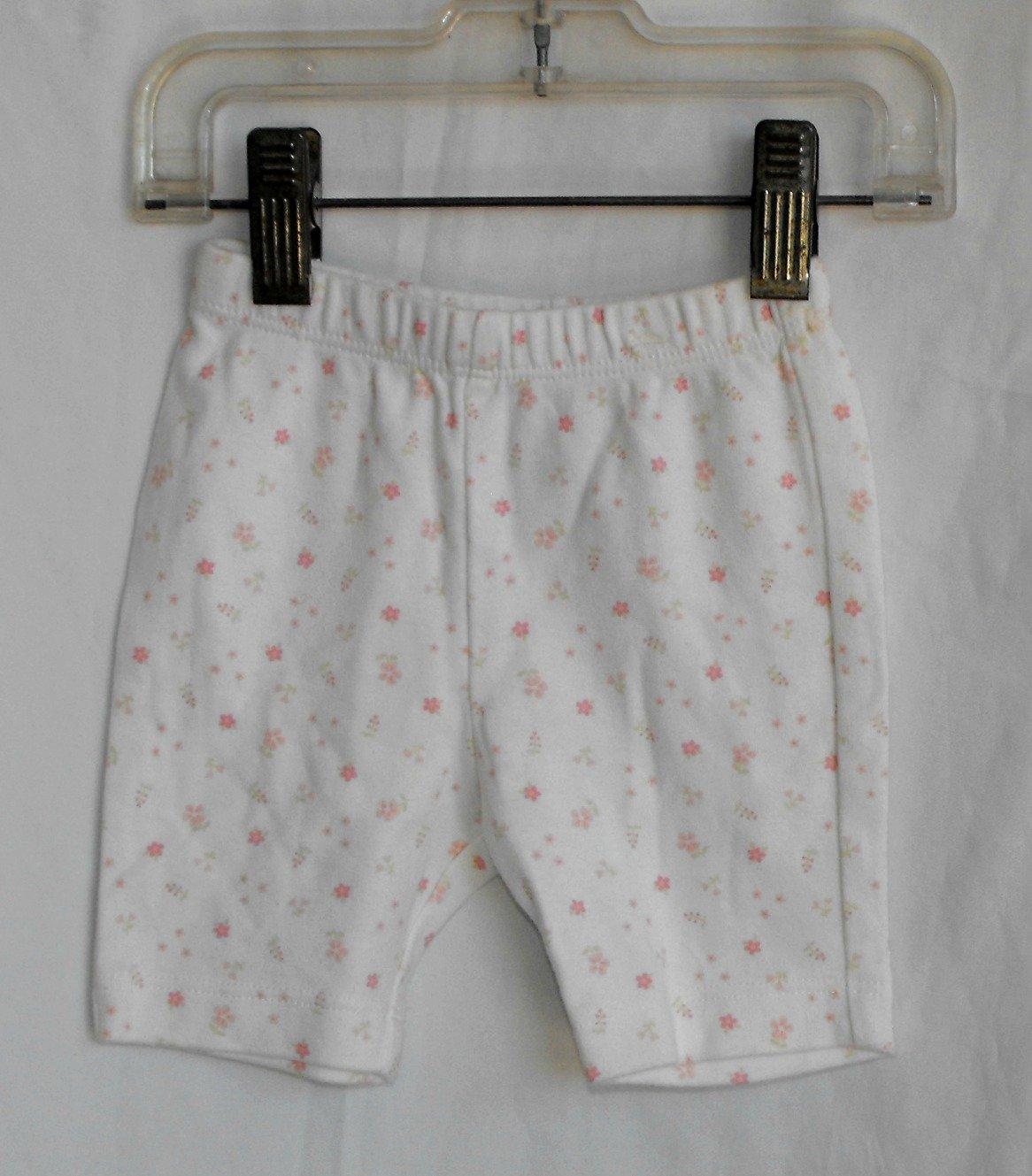 Carter's Just One Year Baby Girl Preemie pants