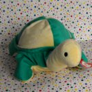 "Ty Beanie Large Pillow Pal ""Snap"" the Turtle"