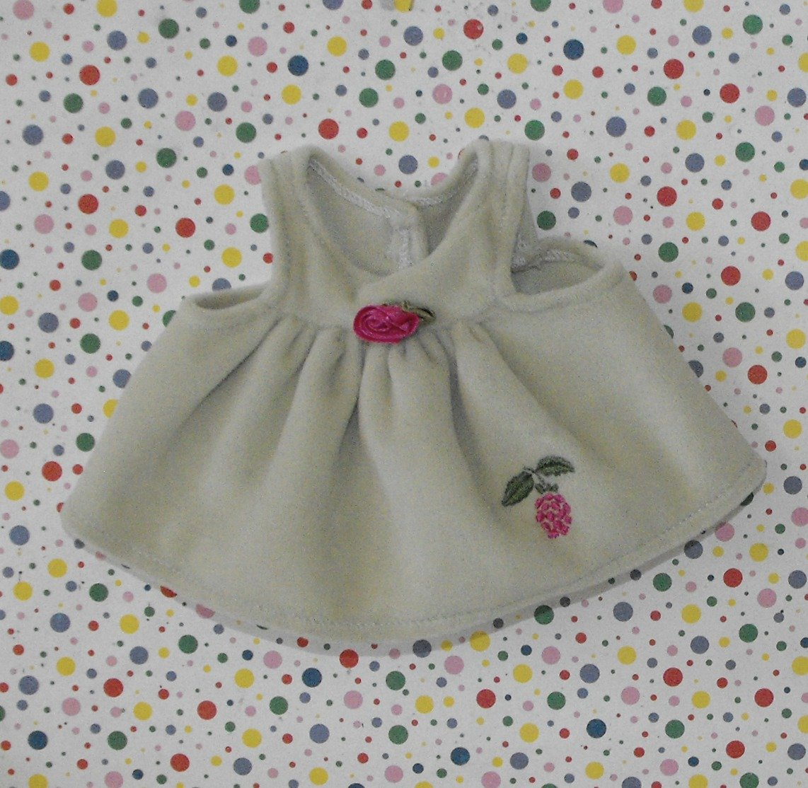 Fisher Price Briarberry Bears Molly Berry Dress Replacement
