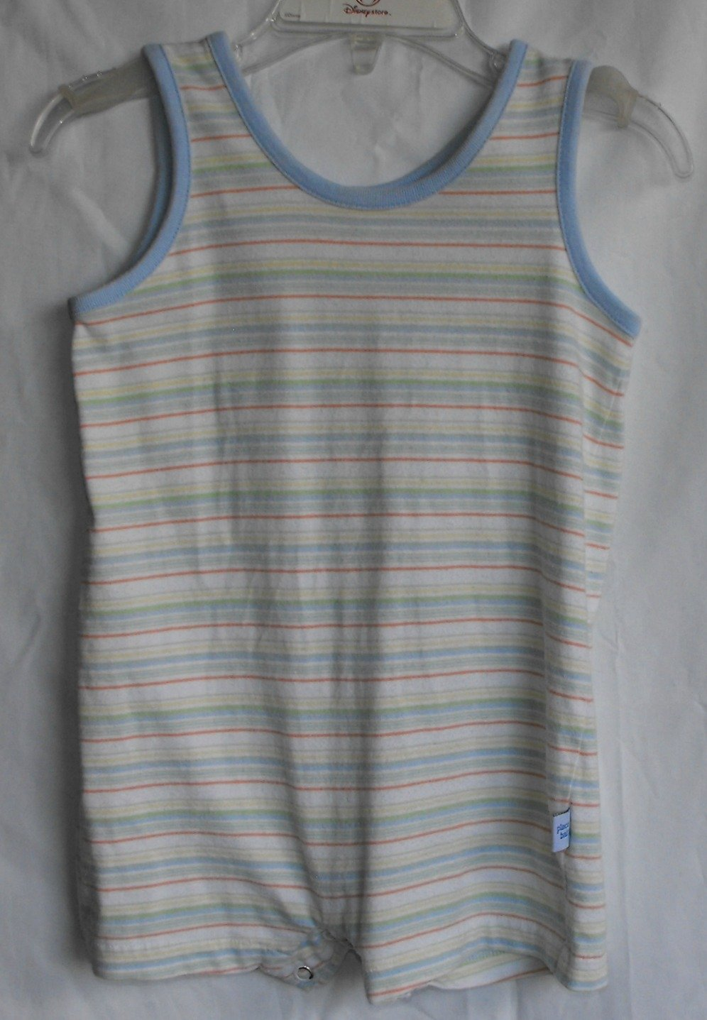 The Children's Place TCP Striped Baby Boys Romper 6-9 months