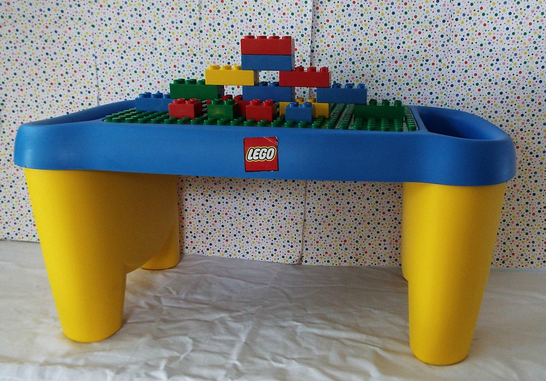 Delicieux *11/13*SOLD~Lego Duplo Block Table Mega Bloks