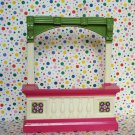 Fisher Price Loving Family Grand Dollhouse Front Window Part