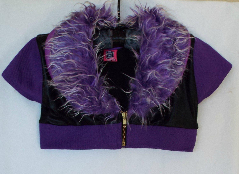 """Monster High """"Clawdeen"""" Dress Up Jacket Costume"""
