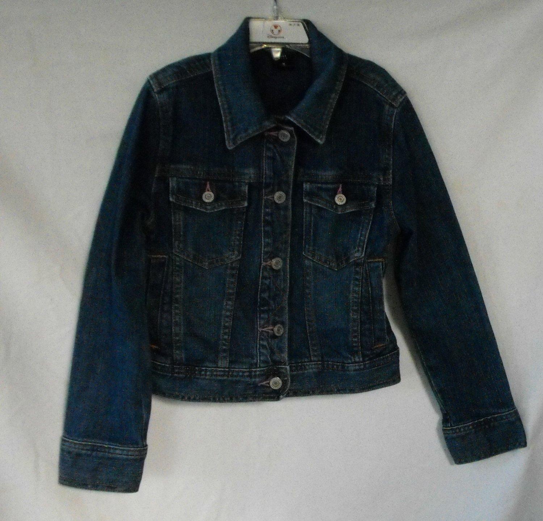 Gap Girls Size 8 Jean Jacket Denim Jacket
