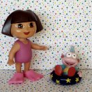 Dora the Explorer Splash Around Dora and Boots Doll