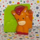 Leapfrog Fridge Phonics Farm Animals Horse Front Part
