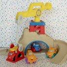 Playskool Chuck Fold-n-Go Construction Quarry Playset