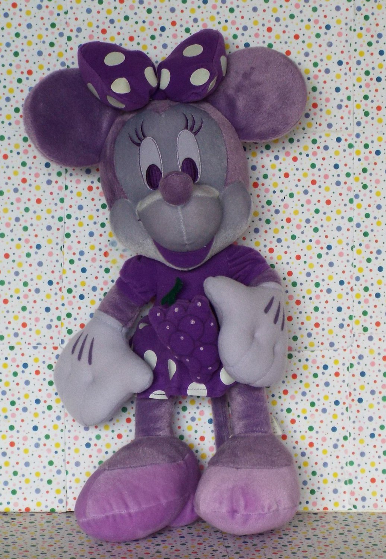 Disney Minnie Mouse Purple Sega Flavors