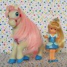 Disney My First Princess Cinderella and Horse Charmer
