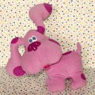 Fisher-Price Blues Clues Soft Talking Magenta