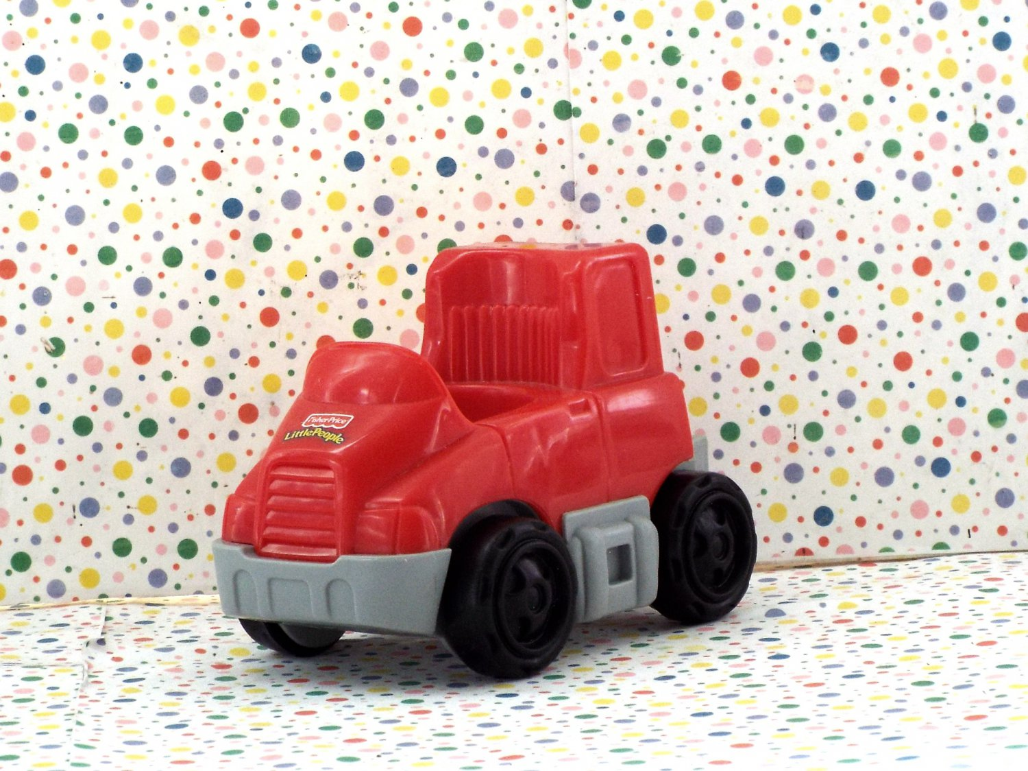 Fisher Price Little People Fun Sounds Truck Part