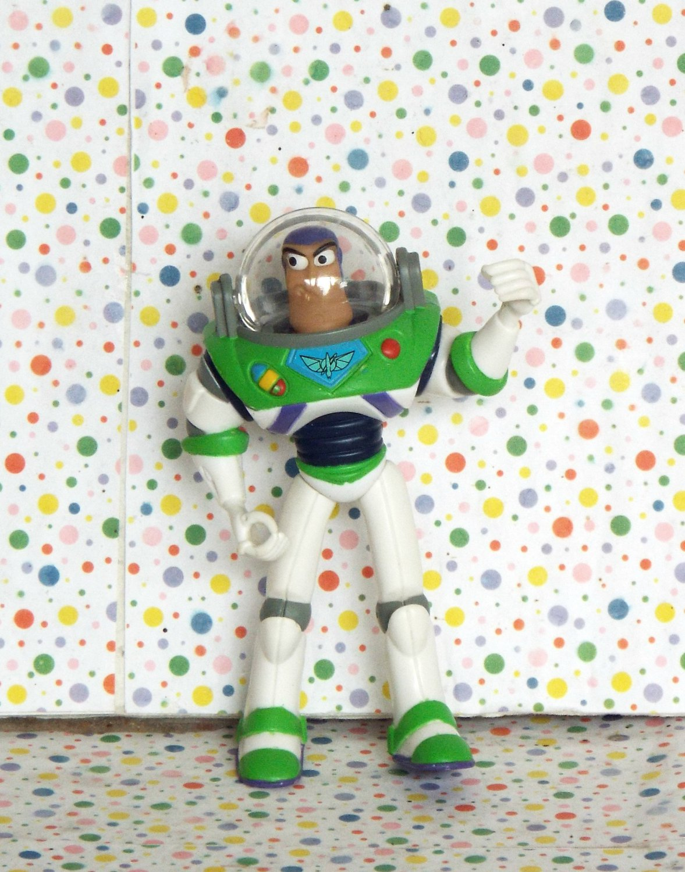 Disney/Pixar Toy Story Zipline Rescue Buzz Figure