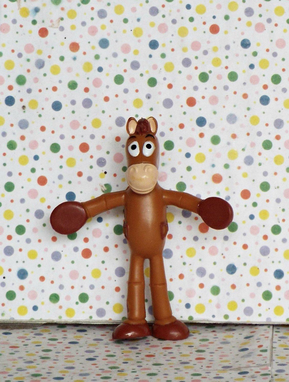 Disney Pixar Toy Story Bullseye Bendable Figure