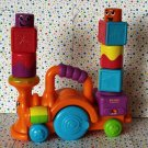 Fisher-Price Stack-N-Surprise Blocks Choo-Choo Train