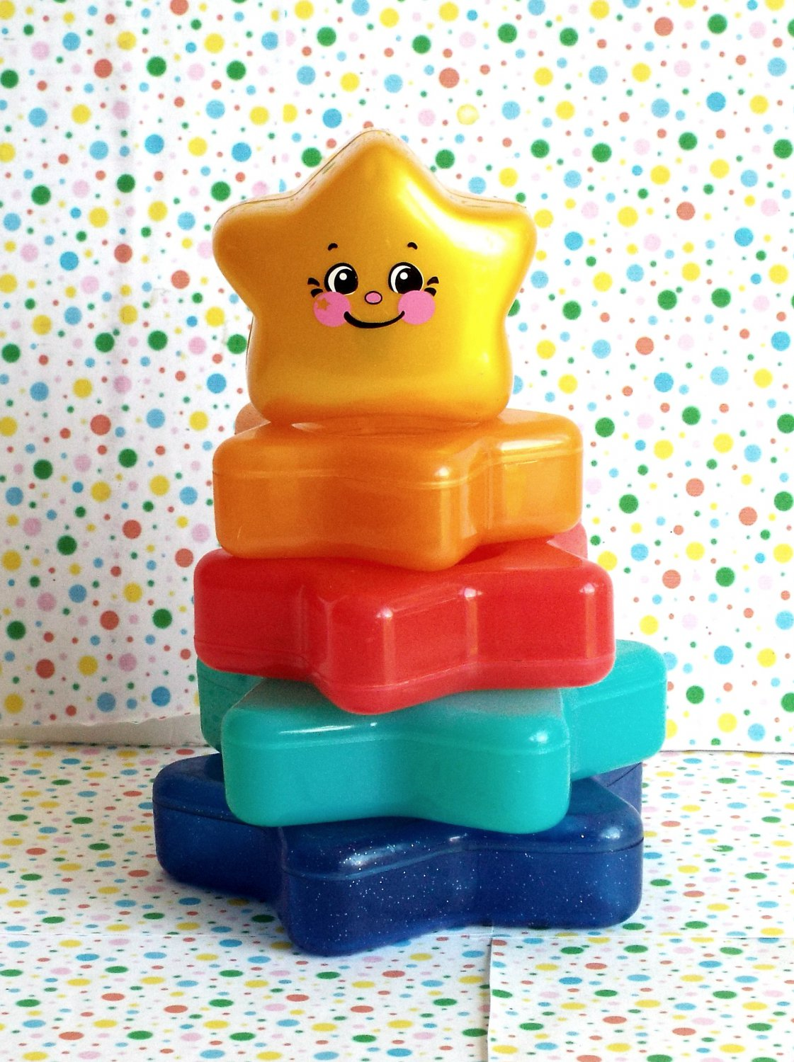 Fisher-Price Little Super Star Classical Stacker Replacement Parts