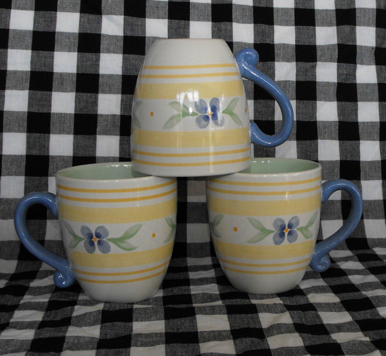 Pfaltzgraff Summer Breeze Coffee Mug Lot