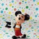 Vintage Disney Mickey Mouse Figure