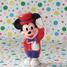 Vintage Disney Mickey Mouse Figure