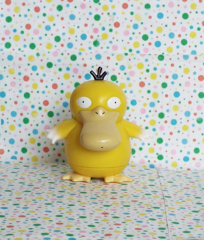 Nintendo Pokemon Talking Psyduck Figure