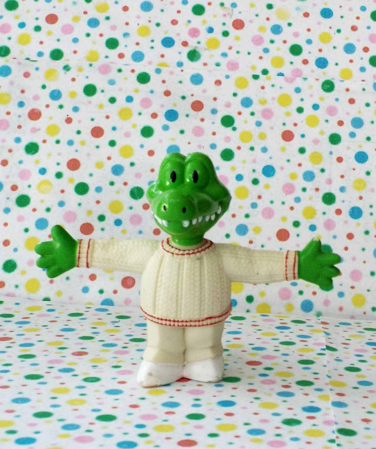 Koala Brothers Archie Crocodile Figure