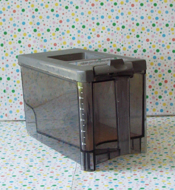 *10/16*SOLD~Black and Decker Spacemaker Coffeemaker Water Tank Part