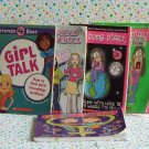 Girls Girl Talk, Dear Dumb Diary, Survived Middle School Chapter Book Lot