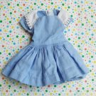 Vintage Revlon? Doll Clothes Blue Dress